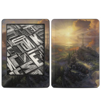 Amazon Kindle 2014 Skin - The Cross