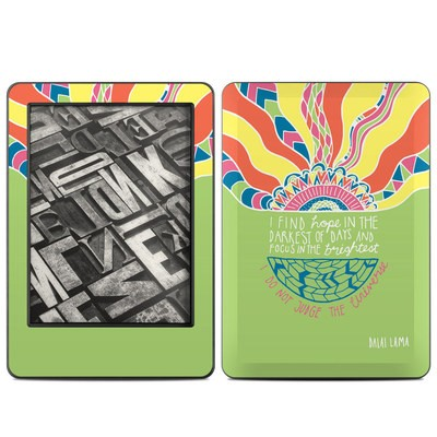 Amazon Kindle 2014 Skin - Dalai Lama