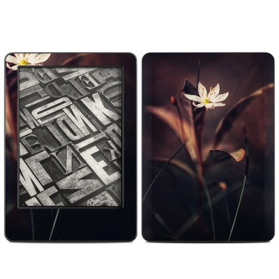 Amazon Kindle 2014 Skin - Delicate Bloom