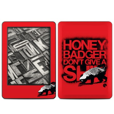 Amazon Kindle 2014 Skin - Don't Give A