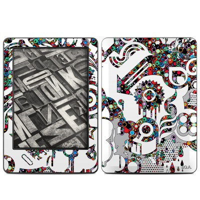 Amazon Kindle 2014 Skin - Dots