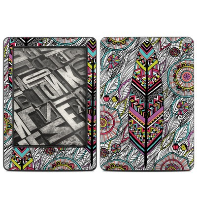 Amazon Kindle 2014 Skin - Dream Feather