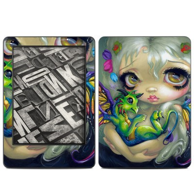 Amazon Kindle 2014 Skin - Dragonling