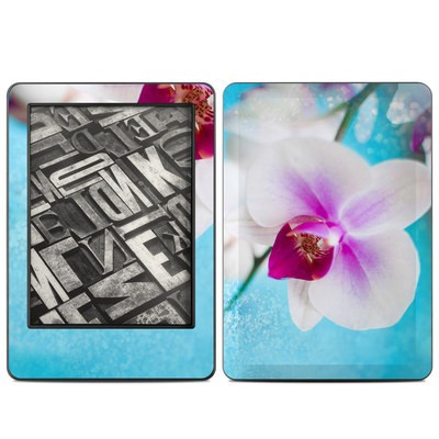 Amazon Kindle 2014 Skin - Eva's Flower