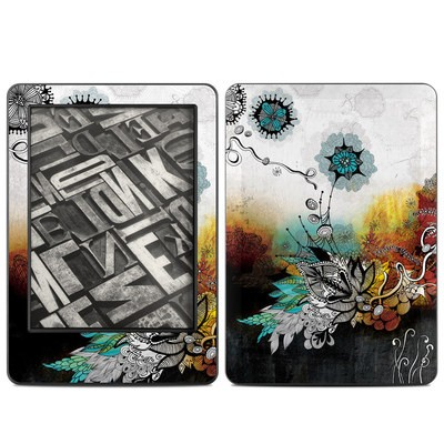 Amazon Kindle 2014 Skin - Frozen Dreams