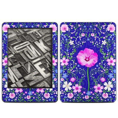 Amazon Kindle 2014 Skin - Floral Harmony