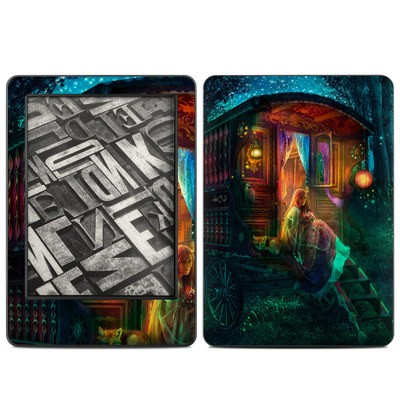 Amazon Kindle 2014 Skin - Gypsy Firefly