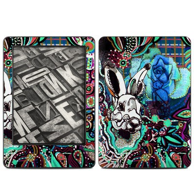 Amazon Kindle 2014 Skin - The Hare