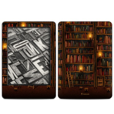 Amazon Kindle 2014 Skin - Library