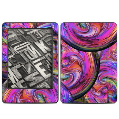 Amazon Kindle 2014 Skin - Marbles