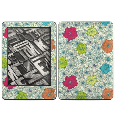 Amazon Kindle 2014 Skin - May Flowers