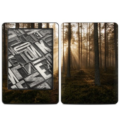 Amazon Kindle 2014 Skin - Misty Trail