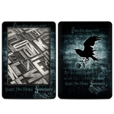 Amazon Kindle 2014 Skin - Nevermore