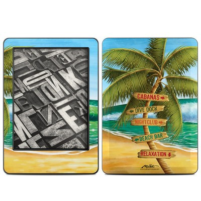 Amazon Kindle 2014 Skin - Palm Signs