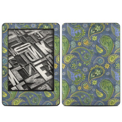 Amazon Kindle 2014 Skin - Pallavi Paisley