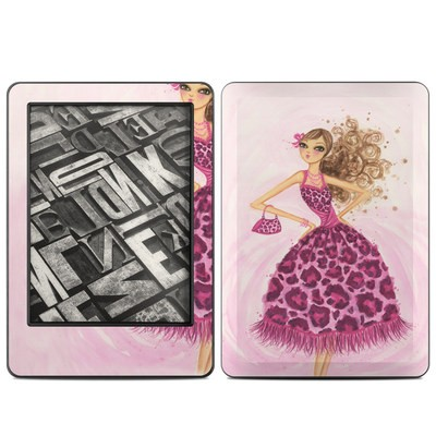 Amazon Kindle 2014 Skin - Perfectly Pink