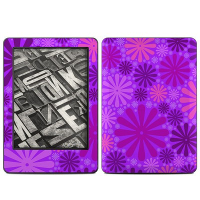 Amazon Kindle 2014 Skin - Purple Punch