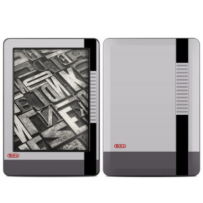 Amazon Kindle 2014 Skin - Retro Horizontal