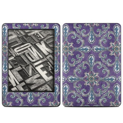 Amazon Kindle 2014 Skin - Royal Crown