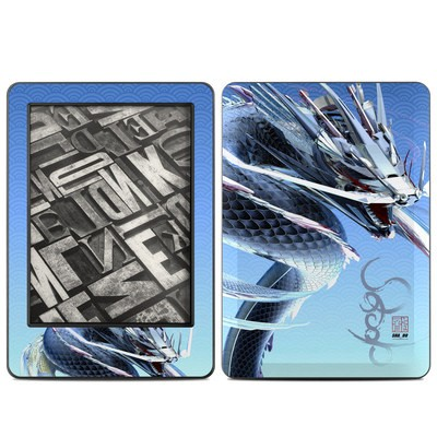 Amazon Kindle 2014 Skin - RYU 2