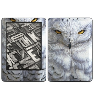 Amazon Kindle 2014 Skin - Snowy Owl