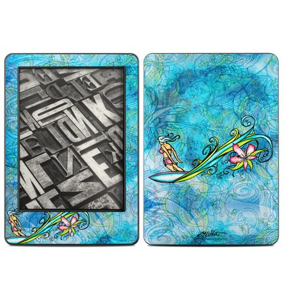 Amazon Kindle 2014 Skin - Soul Flow
