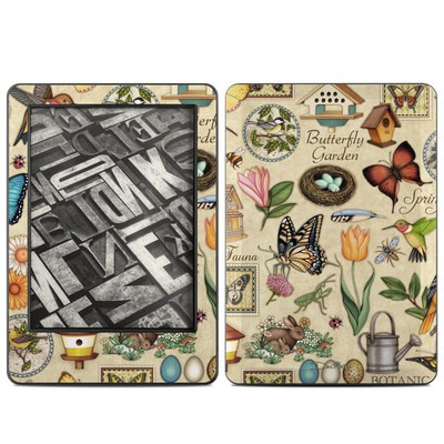 Amazon Kindle 2014 Skin - Spring All