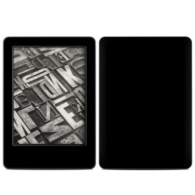Amazon Kindle 2014 Skin - Solid State Black