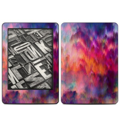Amazon Kindle 2014 Skin - Sunset Storm