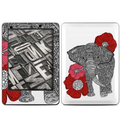 Amazon Kindle 2014 Skin - The Elephant
