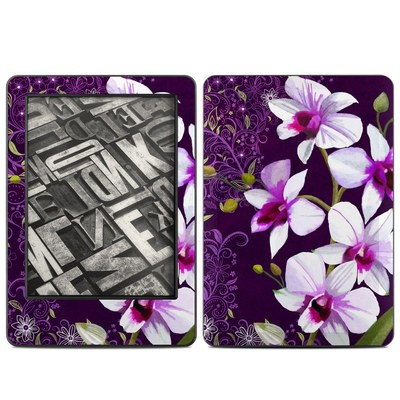 Amazon Kindle 2014 Skin - Violet Worlds