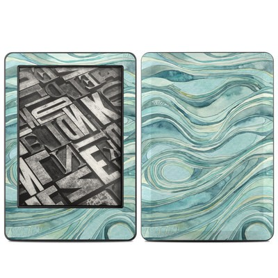 Amazon Kindle 2014 Skin - Waves