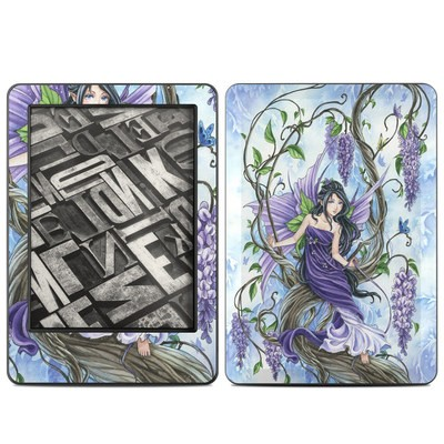 Amazon Kindle 2014 Skin - Wisteria
