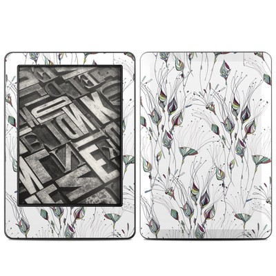 Amazon Kindle 2014 Skin - Wildflowers