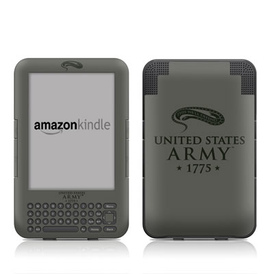 Kindle Keyboard Skin - 1775