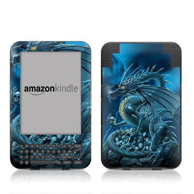 Kindle Keyboard Skin - Abolisher