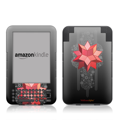 Kindle Keyboard Skin - WolframIAlpha