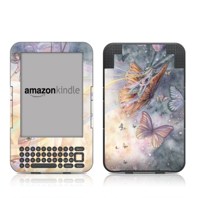 Kindle Keyboard Skin - You Will Always Be