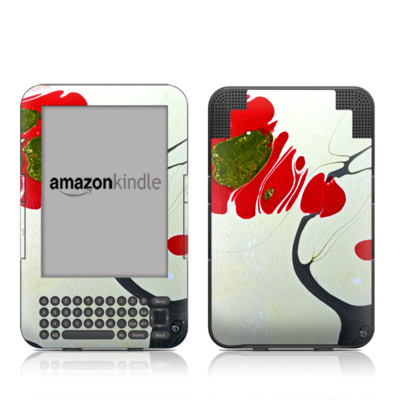 Kindle Keyboard Skin - Amoeba