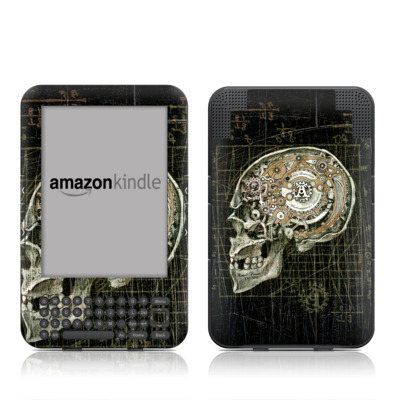 Kindle Keyboard Skin - Anima Autonima