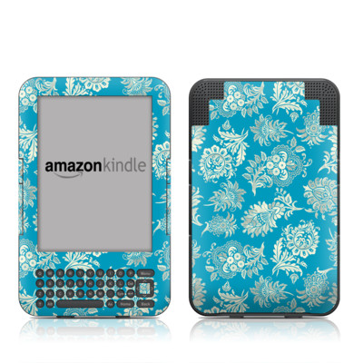 Kindle Keyboard Skin - Annabelle