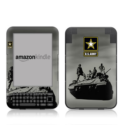 Kindle Keyboard Skin - Army Troop