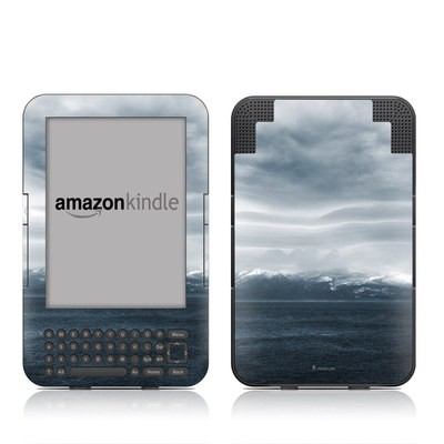 Kindle Keyboard Skin - Baikal