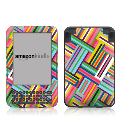 Kindle Keyboard Skin - Bandi