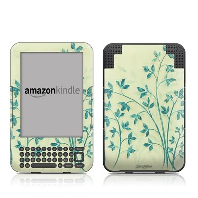 Kindle Keyboard Skin - Beauty Branch