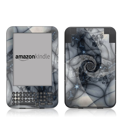 Kindle Keyboard Skin - Birth of an Idea