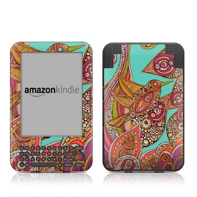 Kindle Keyboard Skin - Bird In Paradise