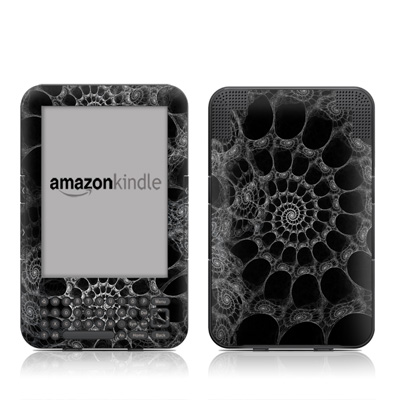 Kindle Keyboard Skin - Bicycle Chain
