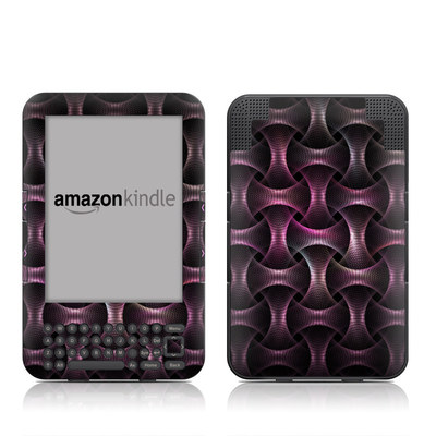Kindle Keyboard Skin - Chinese Finger Trap