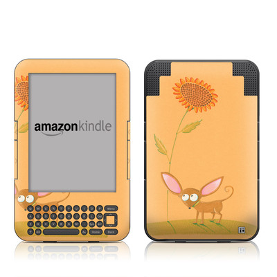 Kindle Keyboard Skin - Chihuahua